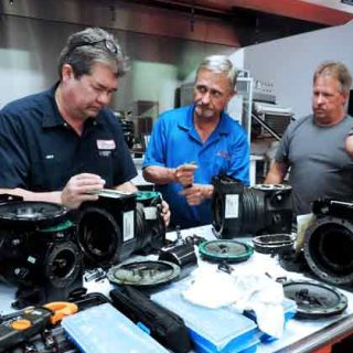 Commercial Food Equipment Repair Training
