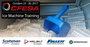CFESA - Ice Machine Training @ CFESA World Headqarters | Fort Mill | South Carolina | United States