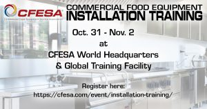 Installation Training @ CFESA World Headquarters | Fort Mill | South Carolina | United States