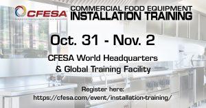 Installation Training @ CFESA World Headquarters   Fort Mill   South Carolina   United States