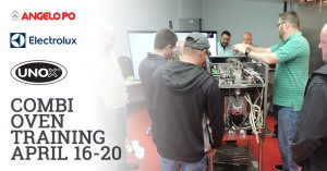 Combi-Oven Training @ CFESA World Headquarters & Global Training Facility | Fort Mill | South Carolina | United States