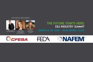 2018 CFESA Conference / E&S Industry Summit @ JW Marriott Desert Springs Resort & Spa | Palm Desert | California | United States