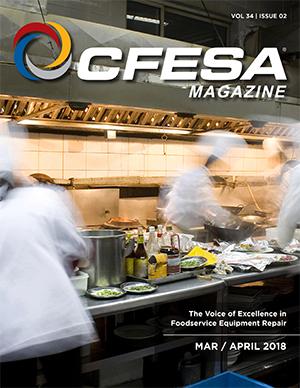 CFESA Magazine March April 2018