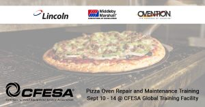Pizza Oven Training @ CFESA World Headquarters & Global Training Facility | Fort Mill | South Carolina | United States