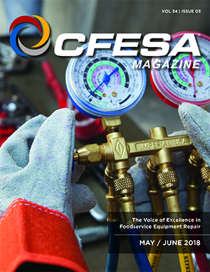 May June 2018 CFESA Magazine