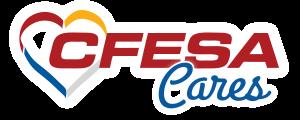 CFESA Cares Logo