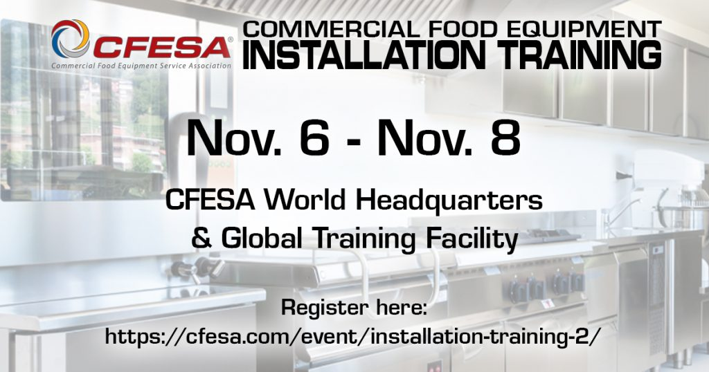 CFESA Installation Training