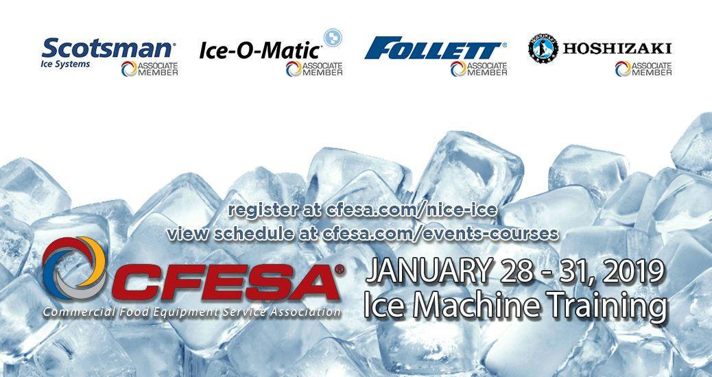 CFESA Ice Machine Training