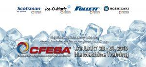 Ice Machine Training (Jan 2019) @ CFESA World Headquarters & Global Training Facility | Fort Mill | South Carolina | United States