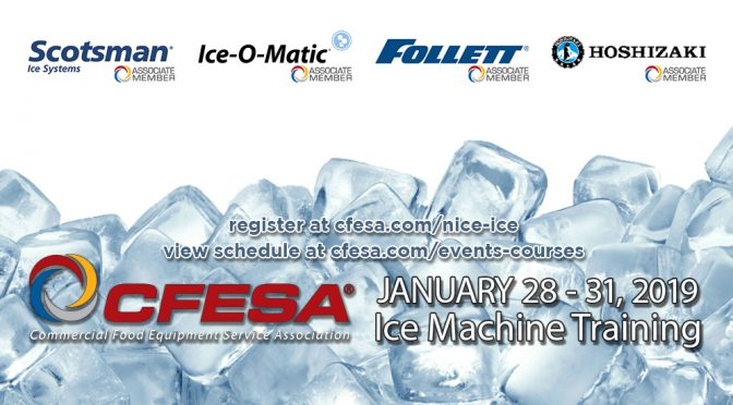 CFESA Ice Machine Training