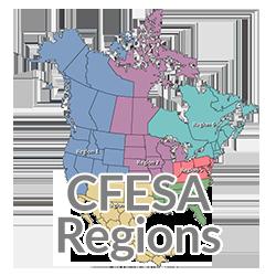 CFESA Regions