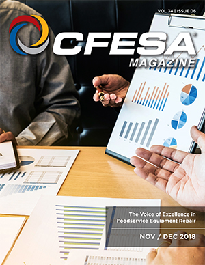 NOV DEC 2018 CFESA Magazine