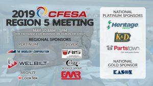 2019 CFESA Region 5 Meeting @ The Exchange   Dublin   Ohio   United States