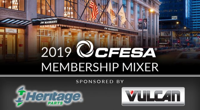 2019 CFESA Mixer in Chicago