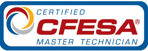 Certified Master Technician Patch